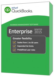 Quickbooks Enterprise 2015